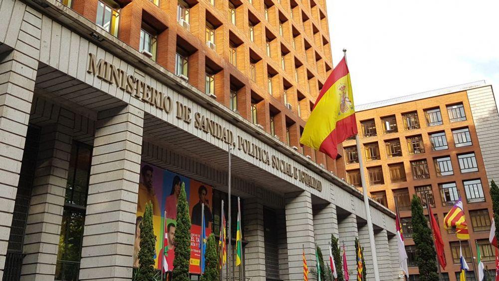 sede del ministerio de sanidad foto consalud
