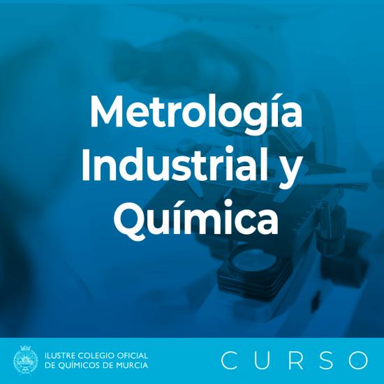Caja Metrologia industrial y Quimica