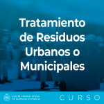 Caja Tratamiento de Residuos Urbanos o Municipales