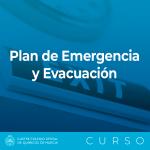Caja Plan Emergencia y Evacuacion