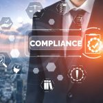 compliance rule law and regulation graphic interface for business quality policy 1